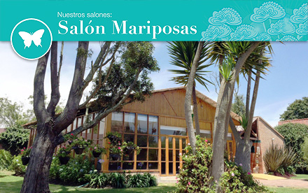 Salon Mariposas